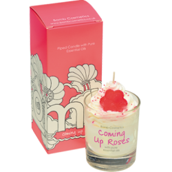 """Coming Up Roses Bougie """"Crème Fouettée"""""""