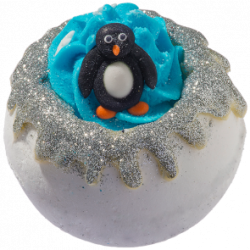 Pick up a Penguin Boule de Bain 160g