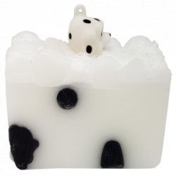 Puppy Love savon figurine 100g