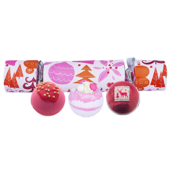 we wish you a rosy christmas cracker coffrets cadeaux