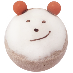 I Want to be Your Teddy Bear Boule de Bain 160g