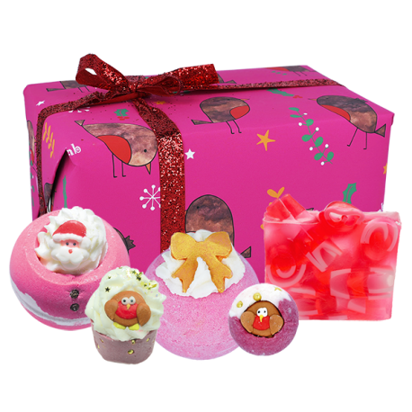Robin the Red  coffret cadeau Noël